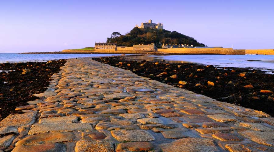 Dacey's Tour - St Michaels Mount Tour