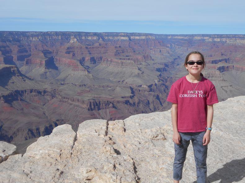 Sophie Warner, Grand Canyon