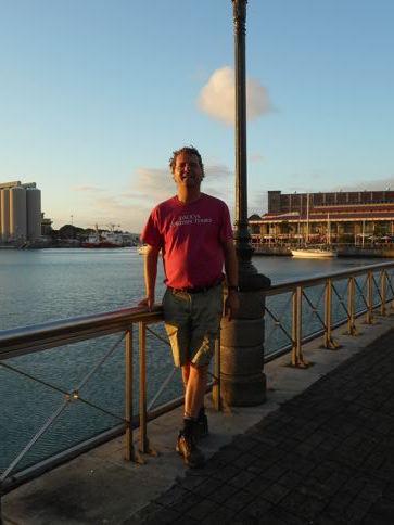 David, Waterfront, Mauritius