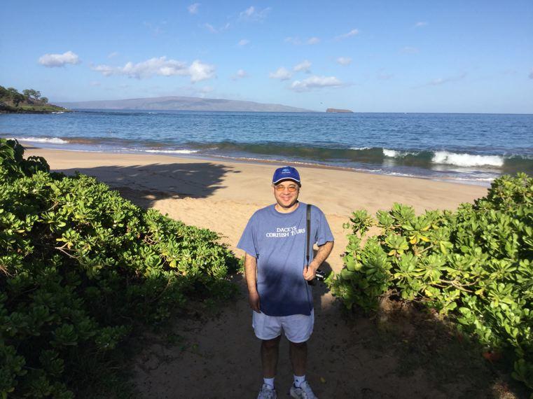 James, Maui