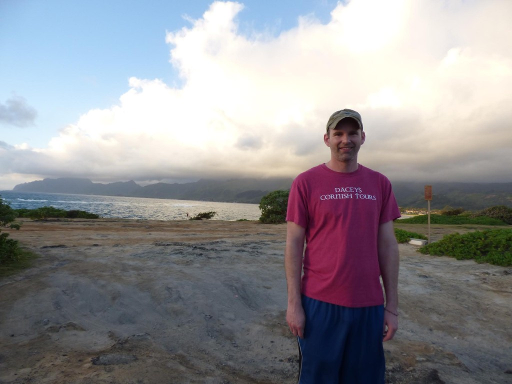 Peter, Laie Point Hawaii
