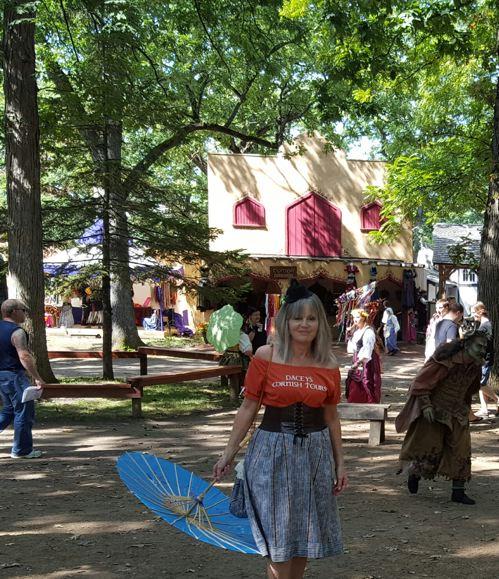 LeAnn, Bristol Renaissance fair, Wisconsin