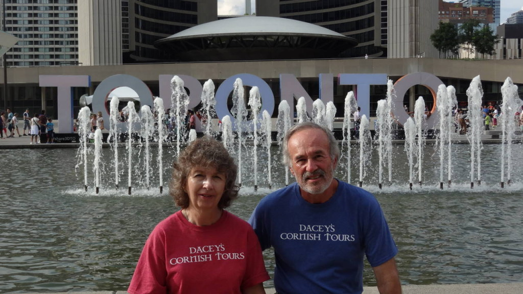Dave & Joan, Toronto, Canada