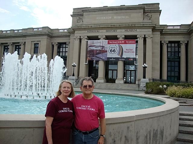 Ken & Darlene, Missouri History Museum