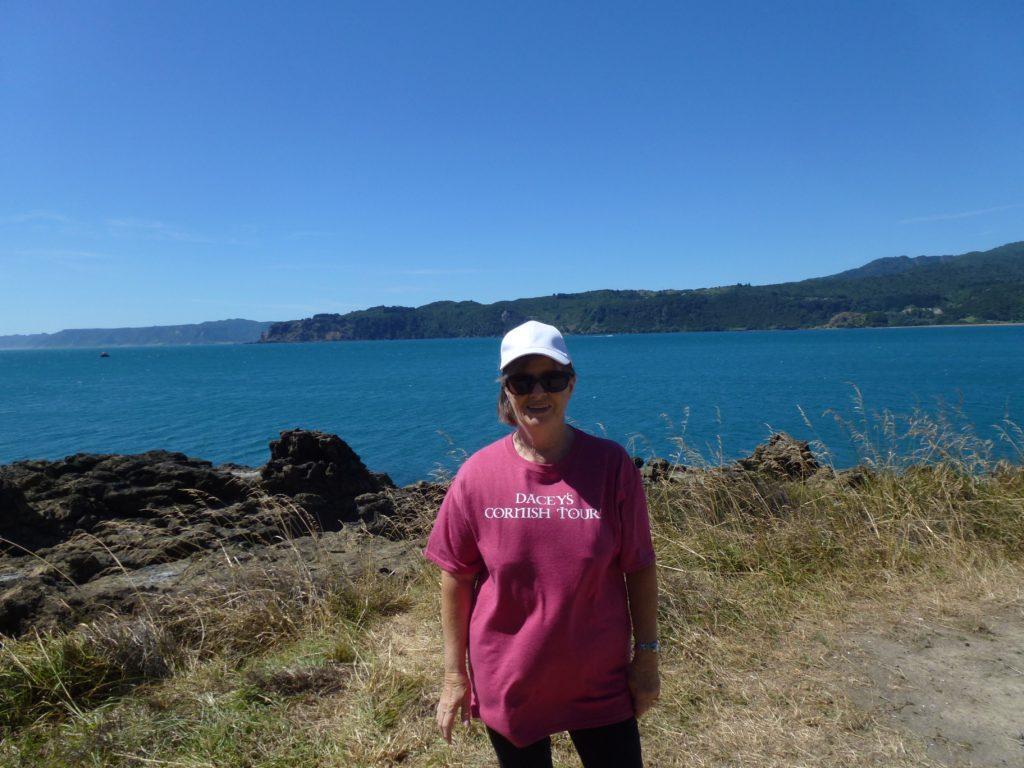 Margaret, Hicks bay, New Zealand