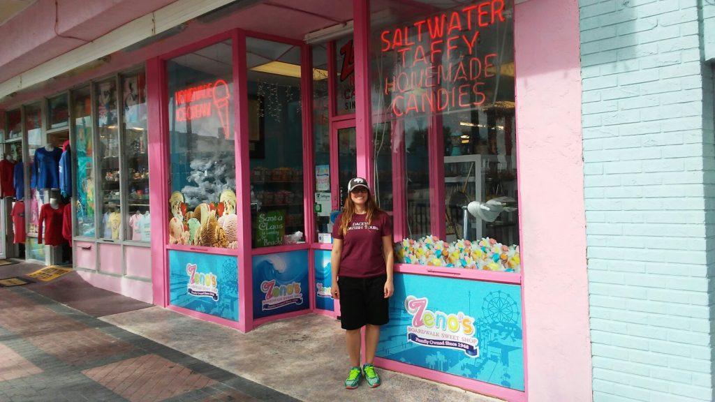 Nikki, Daytona beach Pier Florida