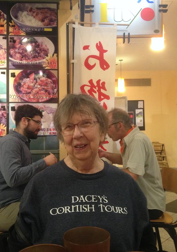Doris, Cambridge, USA