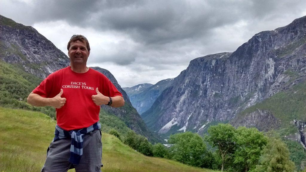David Naeroeyfjord, Norway