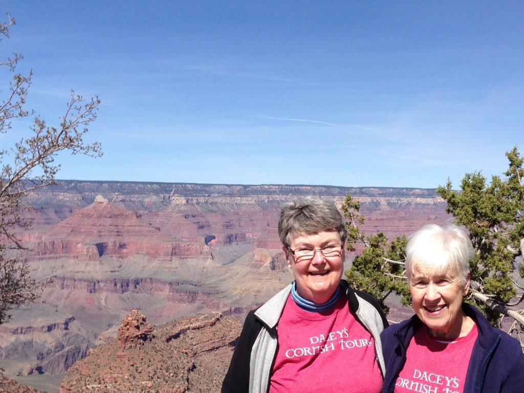 Mary and Mary, Grand Canyon, USA