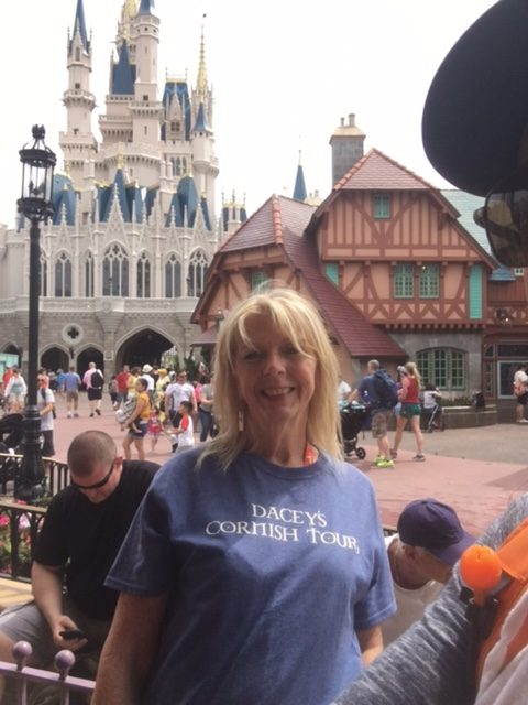 Nanette, Disney World, Florida