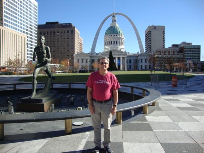 Ken, Downtown St Louis