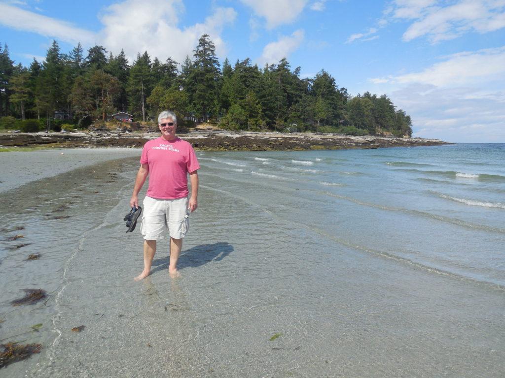 Stewart, Hornby Island B.C, Canada
