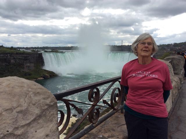 Susan, Niagara Falls, Canada
