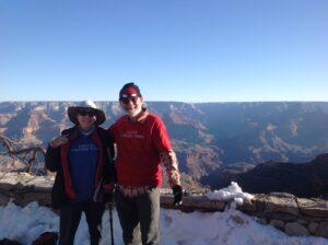 Rod & Karen Grand Canyon